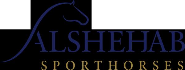Alshehab Sporthorses Logo
